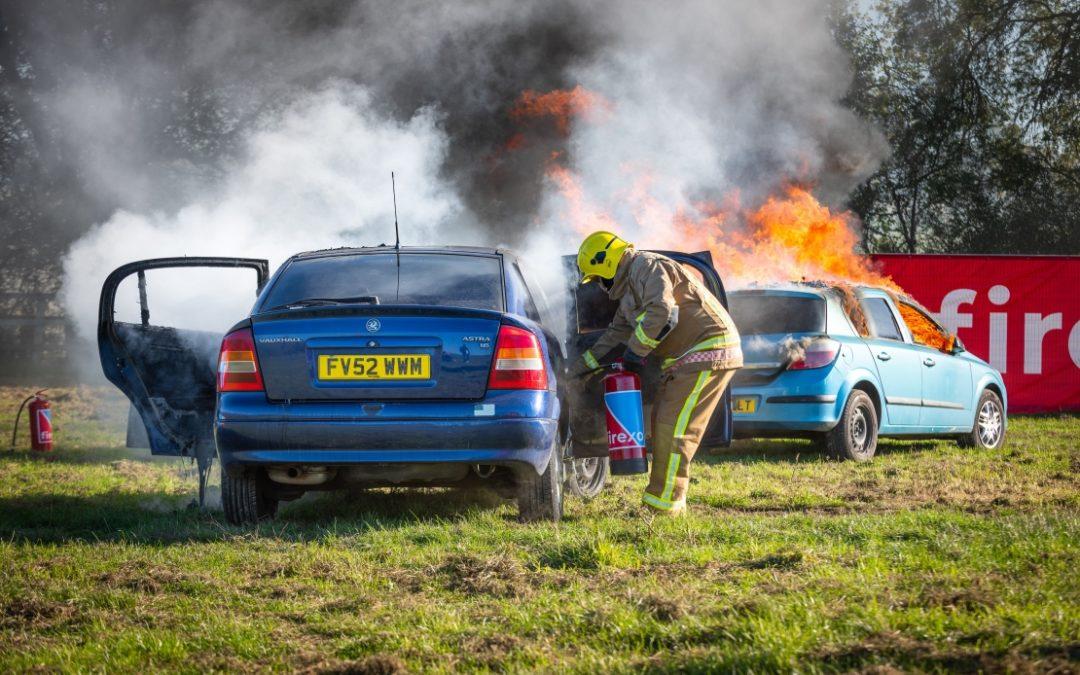Prestigious fire industry association (FIA) admits Firexo