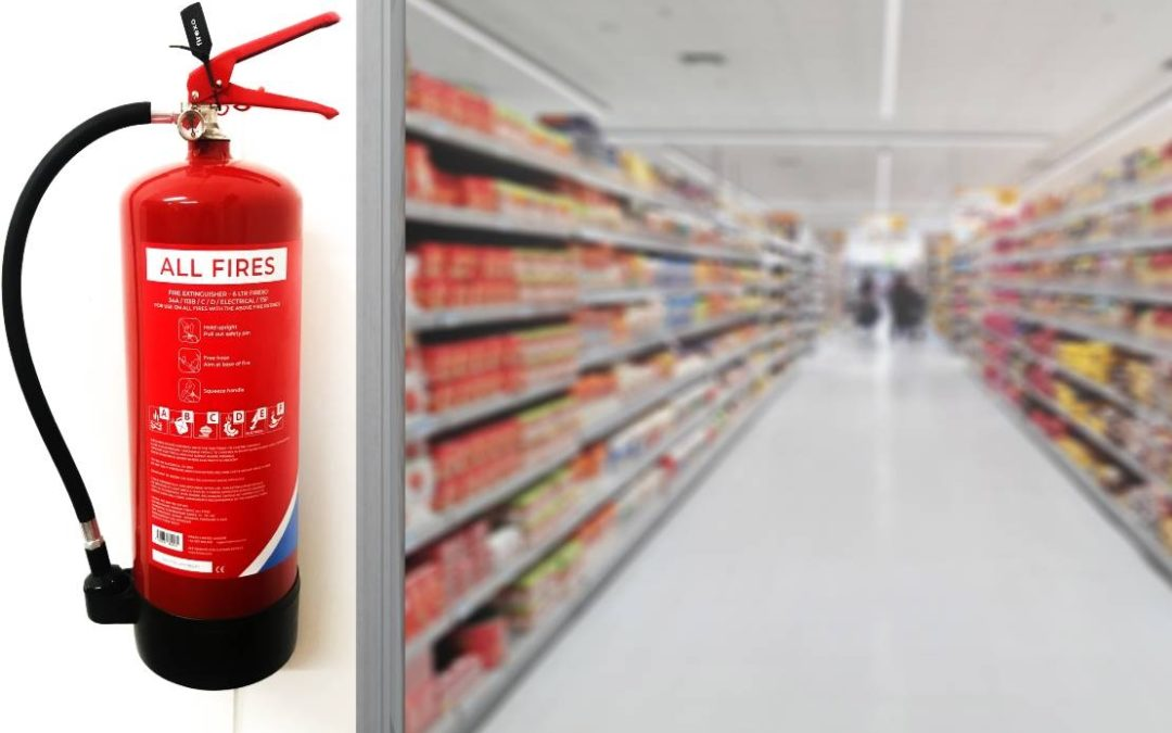 Fires are inevitable in retail, but the repercussions aren't